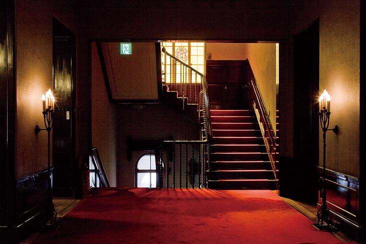 2階 ロビー